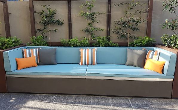 Replace The Fabrics On Your Outdoor Lounge And Chair Cushions With Our  Large Range Of The Latest Outdoor Cushion Fabric From Warwick And Zepel.
