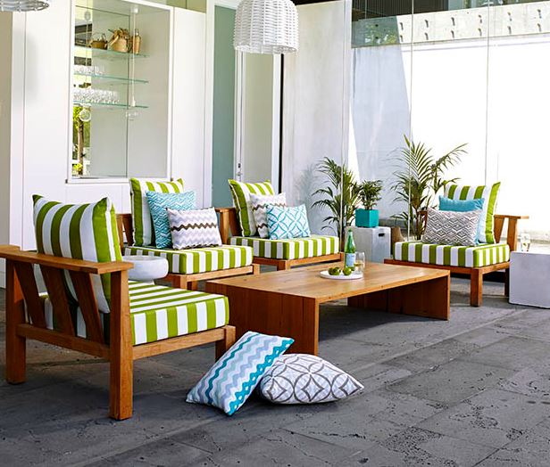 Sofa Fabric Melbourne: Luxury Outdoor Cushions Melbourne
